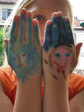 Verbondenheid met de ander: Liannes handen