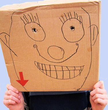 Verbondenheid met jezelf: masker