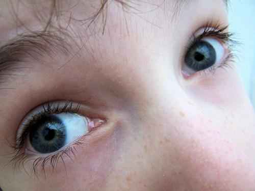 Verbondenheid met jezelf: ogen